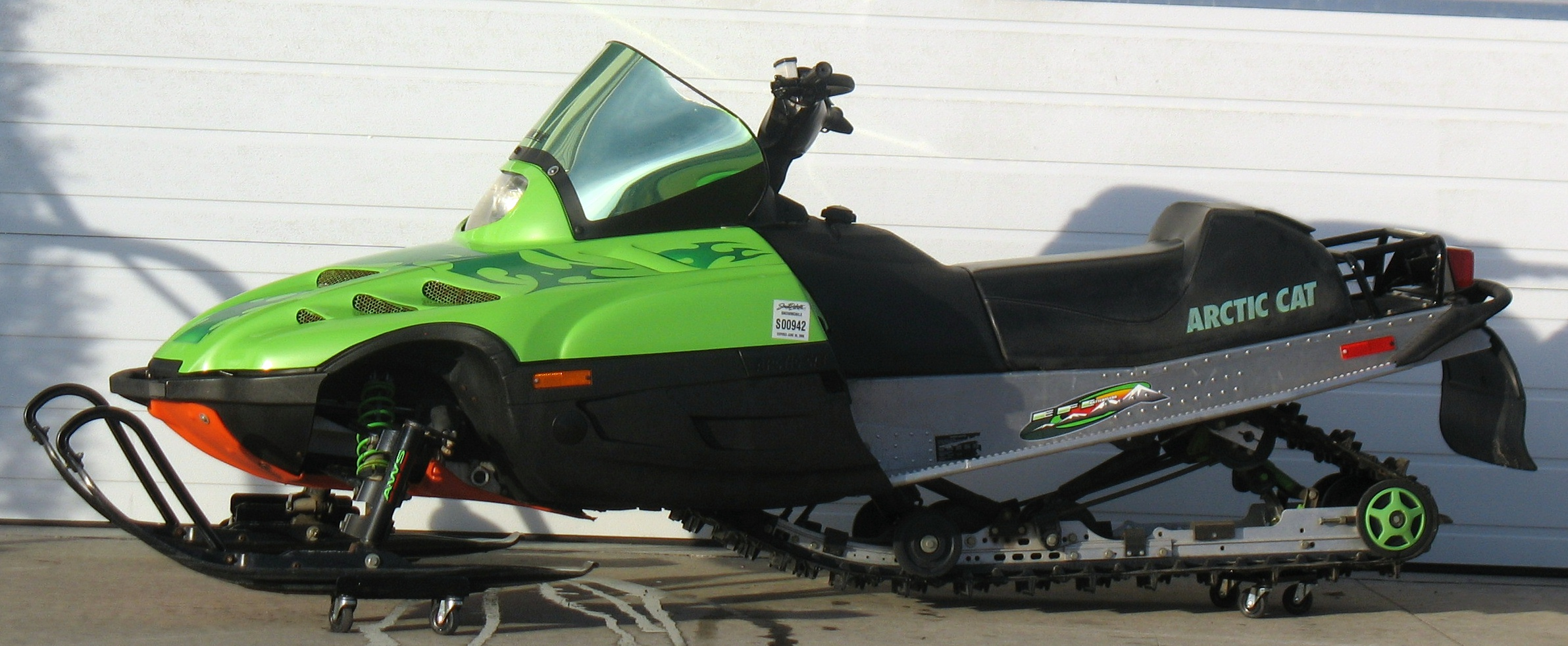 The Owner Of This One Has 3 Sleds That They No Longer Ride 99 Powder Special And 05 M 7 Is Decent Condition For Year With A