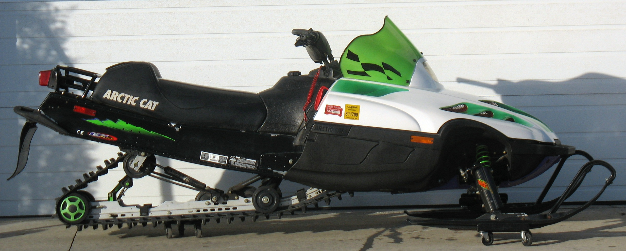 1999 Arctic Cat 500 Powder Special The Owner Of This One Has 3 Sleds That They No Longer Ride 00 And 05 M 7